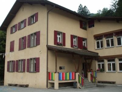 Primarschule Seewis Pardisla 2