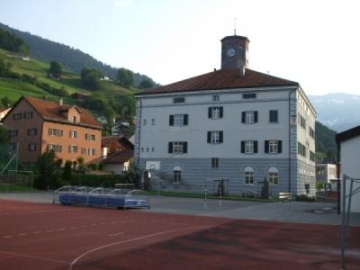 Primarschule Seewis Dorf