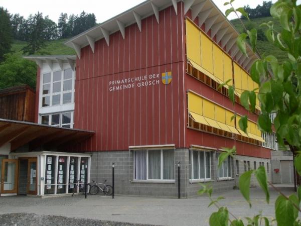 Primarschule Grüsch